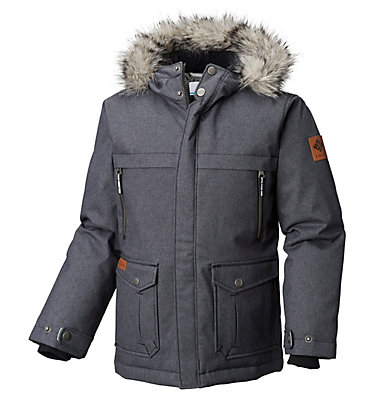 Boy's Barlow Pass™ 600 TurboDown Jacket , front