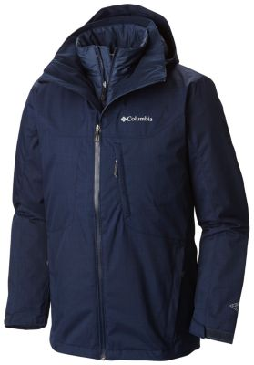 Columbia interchange jacket men's