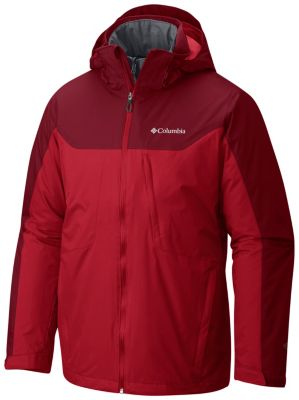 Men's Whirlibird™ Interchange Jacket - Mountain Red, Beet - 1680691Men's  Whirlibird™ Interchange Jacket ...