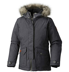 Girls' Barlow Pass™ 600 TurboDown Jacket