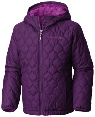 Girls' Bella Plush™ Jacket | Tuggl