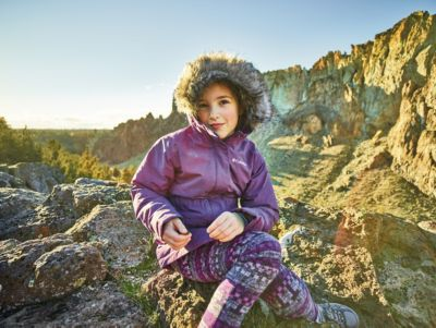 7b7225d2 Columbia | Girls' Katelyn Crest Mid Length Insulated Hooded Winter Jacket