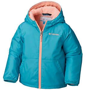 Toddler Kitterwibbit™ Hooded Fleece Lined Jacket