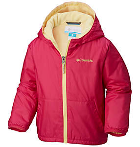 Infant Kitterwibbit™ Hooded Fleece Lined Jacket