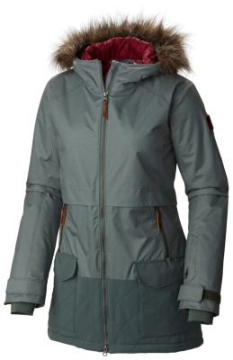 Women's Catacomb Crest™ Insulated Parka Jacket by Columbia Sportswear