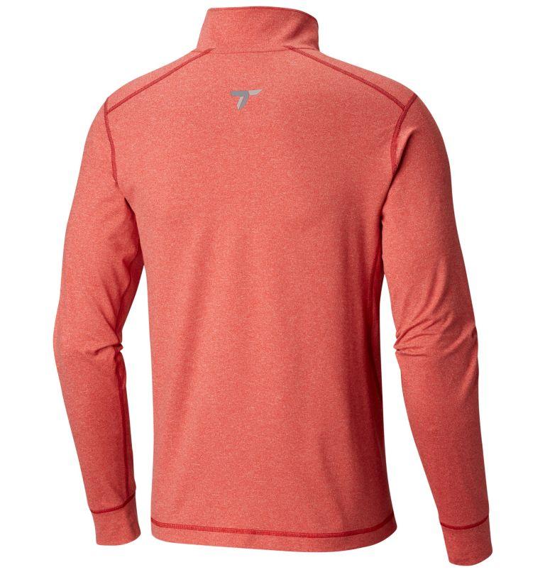 Men's Diamond Peak™ Half Zip Shirt Men's Diamond Peak™ Half Zip Shirt, back