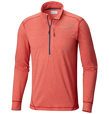 Men's Diamond Peak™ Half Zip Shirt , front