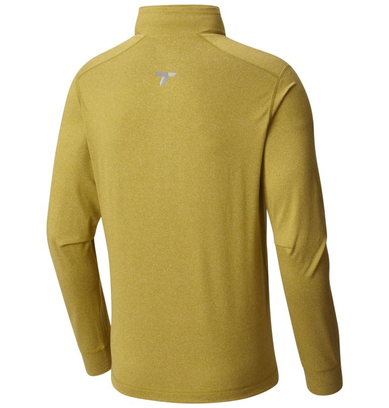 Men's Diamond Peak™ Half Zip Shirt Men's Diamond Peak™ Half Zip Shirt, back