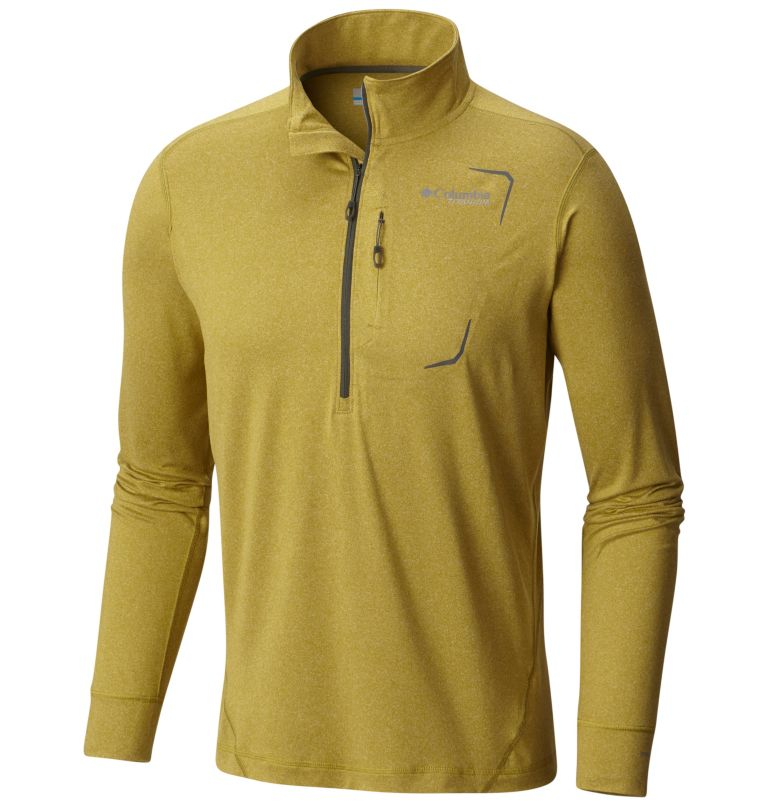 Men's Diamond Peak™ Half Zip Shirt Men's Diamond Peak™ Half Zip Shirt, front
