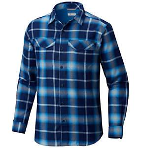 Men's Silver Ridge™ Flannel Long Sleeve Shirt