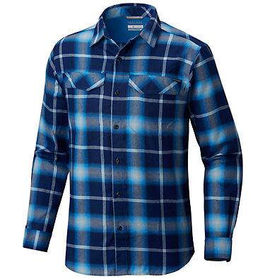 Chemise à manches longues en flanelle Silver Ridge™ Homme , front