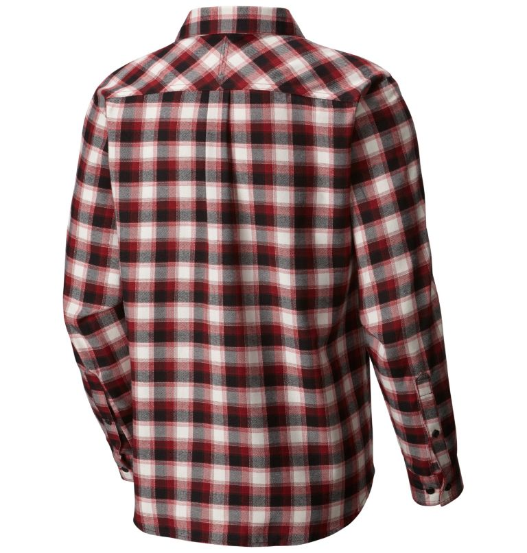 Chemise à manches longues en flanelle Silver Ridge™ Homme Chemise à manches longues en flanelle Silver Ridge™ Homme, back