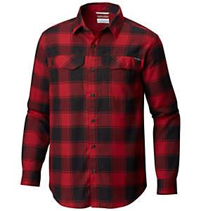 Silver Ridge™ langärmliges Flanellhemd für Herren
