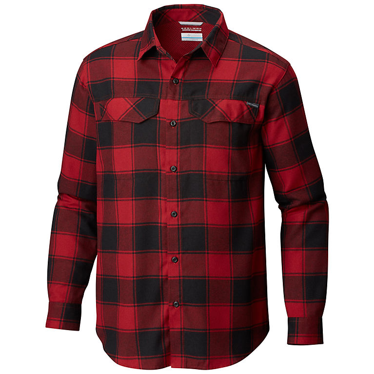 d9a89779207 Red Element, Buffalo Plaid Men's Silver Ridge™ Flannel Long Sleeve Shirt,  View 0