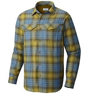 Camisa de franela y manga larga Silver Ridge™ para hombre