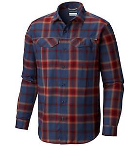 Men's Silver Ridge™ Flannel Long Sleeve Shirt - Tall