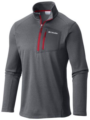 Men's Jackson Creek™ Half Zip Fleece | Tuggl