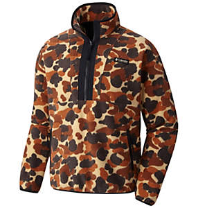 Men's CSC Originals™ Printed Fleece Jacket