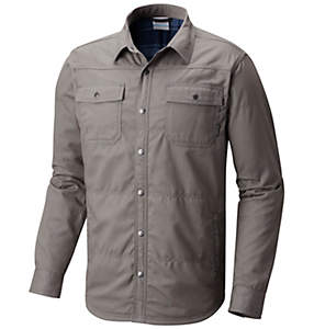 Men's Log Vista™ Fleece Lined Shirt Jacket