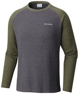 Men's Ketring™ Raglan Waffle Long Sleeve Shirt at Columbia Sportswear in Oshkosh, WI | Tuggl