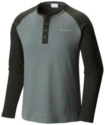 e70eb5a71f6 Men's Ward River 100% Cotton Henley Shirt | Columbia.com
