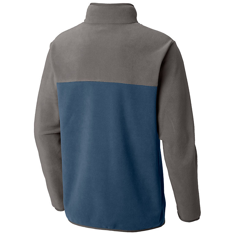 4fc563d8fc6 Men s Mountain Side Pullover Fleece Jacket