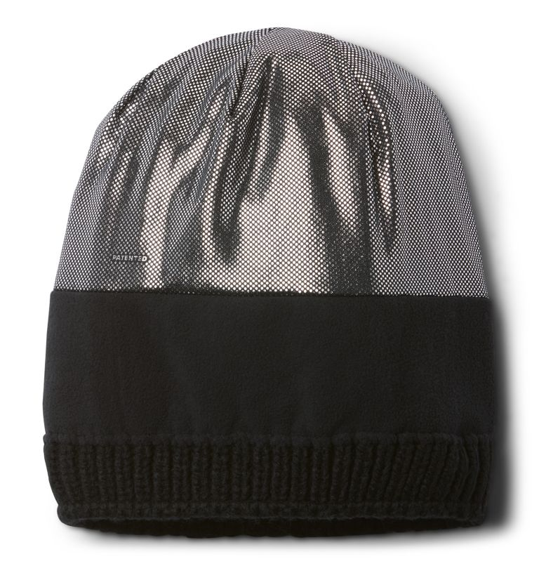 Parallel Peak™ II Beanie | 010 | O/S Bonnet Parallel Peak™ II Femme, Black, a1