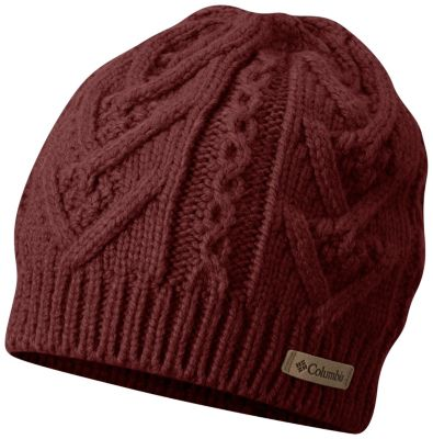 8a771e1706 Women's Parallel Peak II Beanie Omni Heat Wicking | Columbia.com