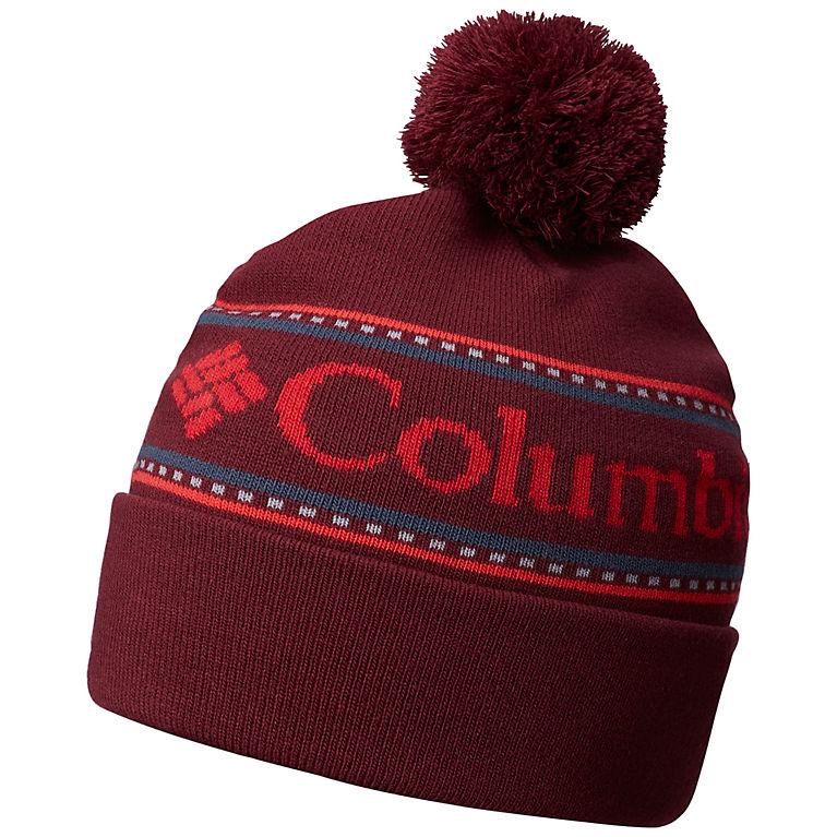 f64ea28c5adf1 CSC Logo Pom Pom Cuff Beanie Hat