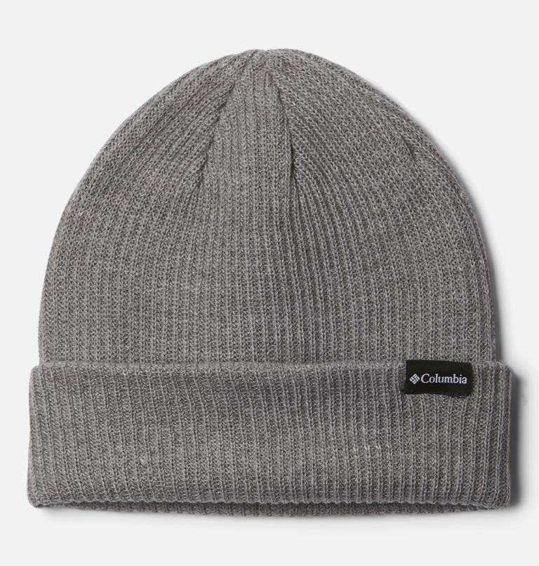 Lost Lager™ Beanie | 030 | O/S Lost Lager™ Unisex-Beanie, Charcoal Heather, front