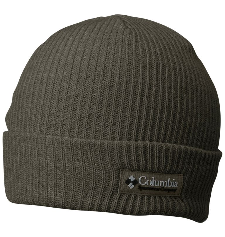 Lost Lager™ Beanie | 213 | O/S Bonnet Lost Lager™ Unisexe, Peatmoss, front