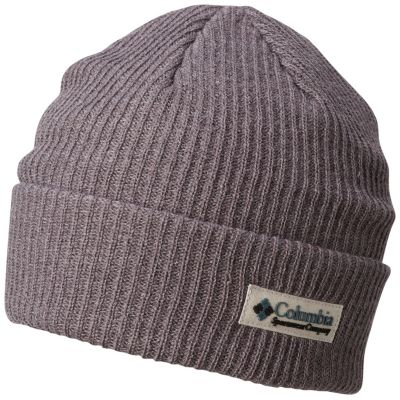5107ec1e10d Lost Lager Heathered Knit Cuffed Watch Cap Beanie Hat