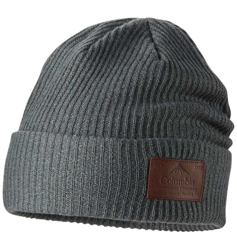 Lost Lager™ Beanie | 967 | O/S Bonnet Lost Lager™ Unisexe, Pond Heather, front