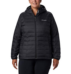 Women's Voodoo Falls 590 TurboDown™ Hooded Jacket - Plus Size