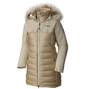 Women's Heatzone 1000 TurboDown™ Long Hooded Parka Jacket