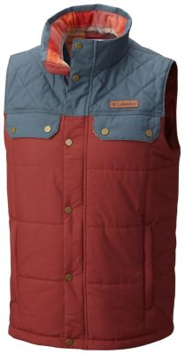 Men's Ridgestone™ Vest at Columbia Sportswear in Oshkosh, WI | Tuggl
