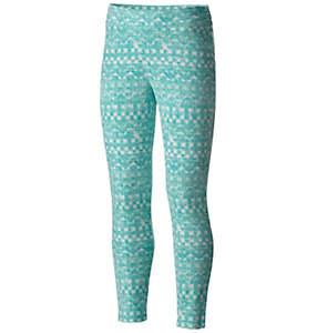 Legging imprimé en laine polaire Glacial™ pour fille