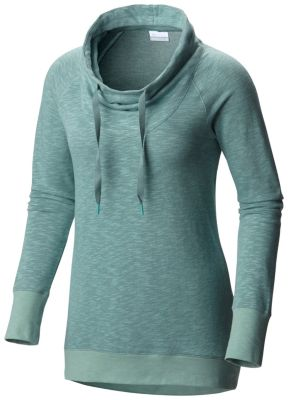 Columbia Down Time Pullover Sweatshirt Women