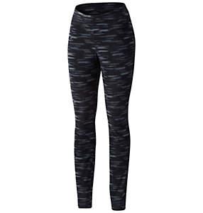Legging imprimé en laine polaire Glacial™ pour femme