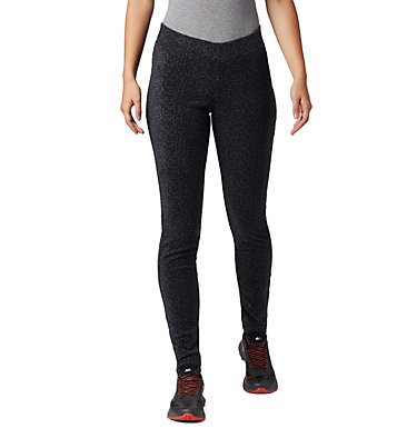 Leggings in pile fantasia Glacial™ da donna , front