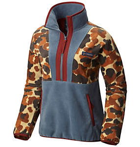 Women's CSC Originals™ Printed Fleece Jacket