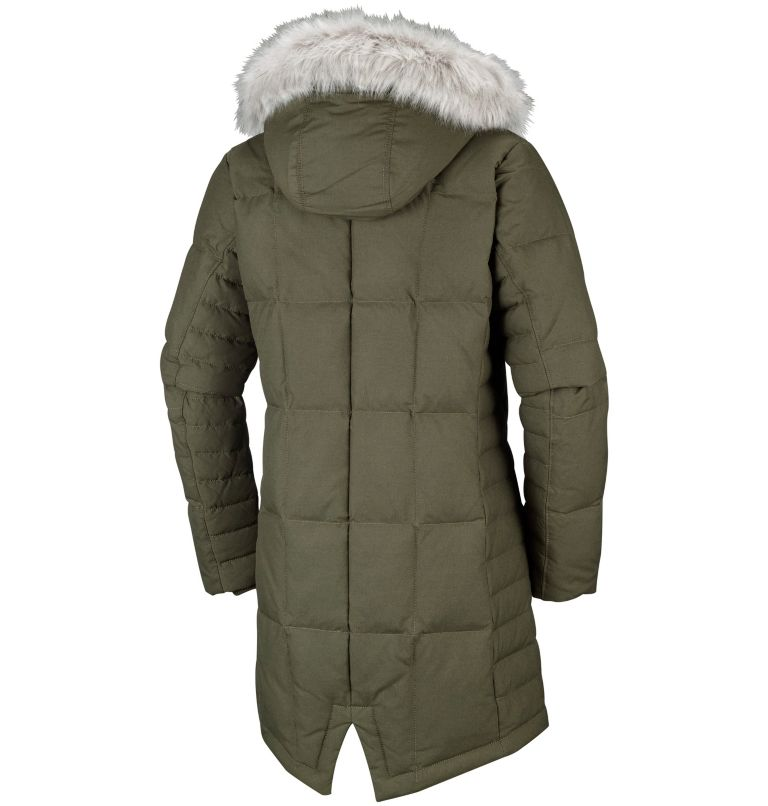 Women's Della Fall™ Mid Insulated Hooded Jacket Women's Della Fall™ Mid Insulated Hooded Jacket, back