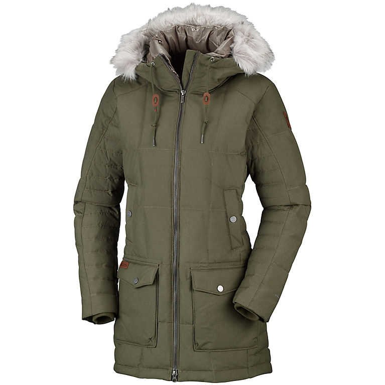 Nori Women s Della Fall™ Mid Insulated Hooded Jacket a519fab45
