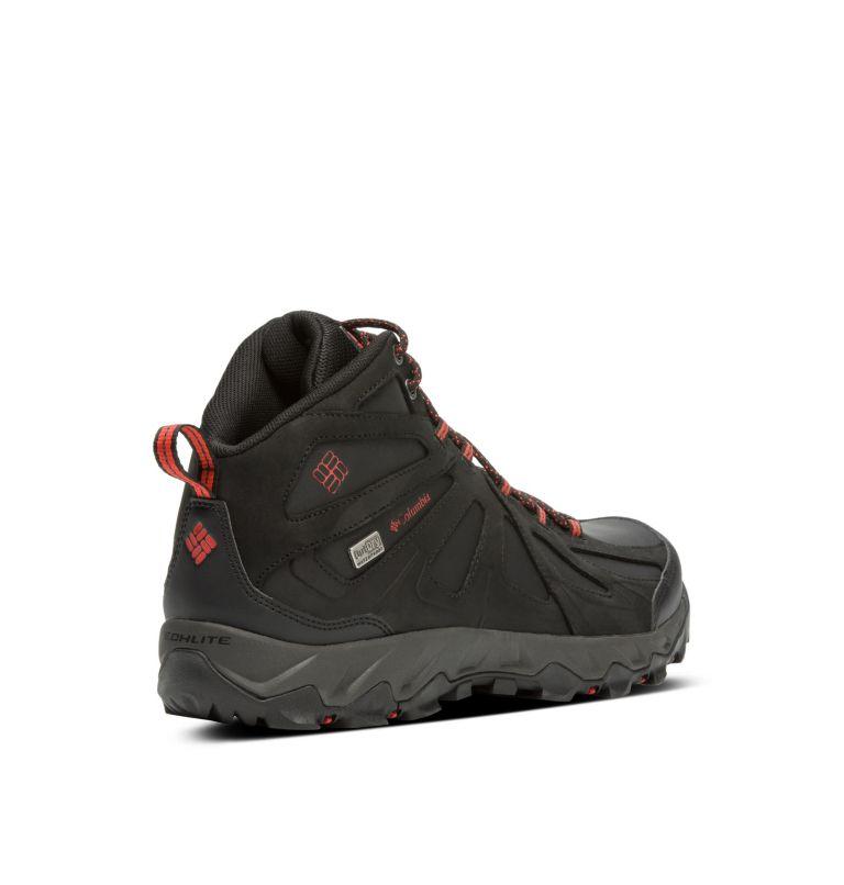 Men's Peakfreak XCRSN II Mid Leather OutDry™ Trail Shoe Men's Peakfreak XCRSN II Mid Leather OutDry™ Trail Shoe, 3/4 back