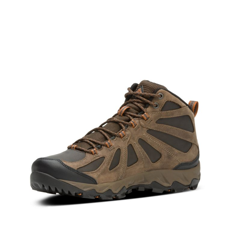 Men's Peakfreak XCRSN II Mid Leather OutDry™ Trail Shoe Men's Peakfreak XCRSN II Mid Leather OutDry™ Trail Shoe