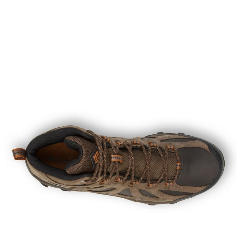 Men's Peakfreak XCRSN II Mid Leather OutDry™ Trail Shoe Men's Peakfreak XCRSN II Mid Leather OutDry™ Trail Shoe, top