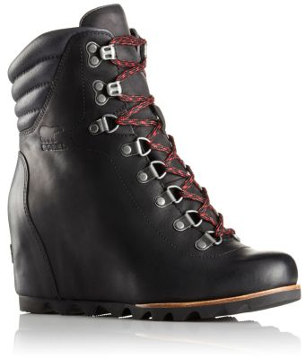 Sorel Boot Liners >> Women's Conquest Wedge Protective Fall Boot | SOREL