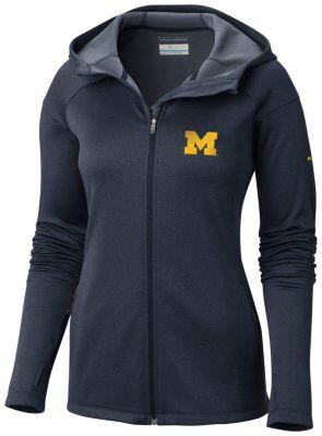 Collegiate Saturday Trail™ Hooded Jacket - Michigan