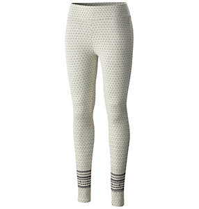 Hood Mountain Lodge™ Jacquard Knit Leggings für Damen