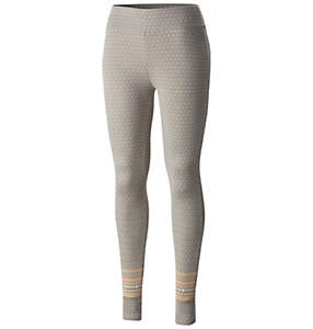 Hood Mountain Lodge™ Jacquard Knit Leggings für Damen